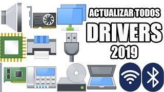 Download COMO ACTUALIZAR TODOS LOS DRIVERS DE MI PC - 2019 (ACELERAR PC) Mp3 and Videos