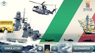 Marina Militare Italian Navy Sim - Android Gameplay HD