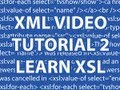 XML Video Tutorial 2
