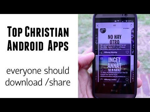 Top FREE Christian Android Apps Everyone Should Download and Checkout