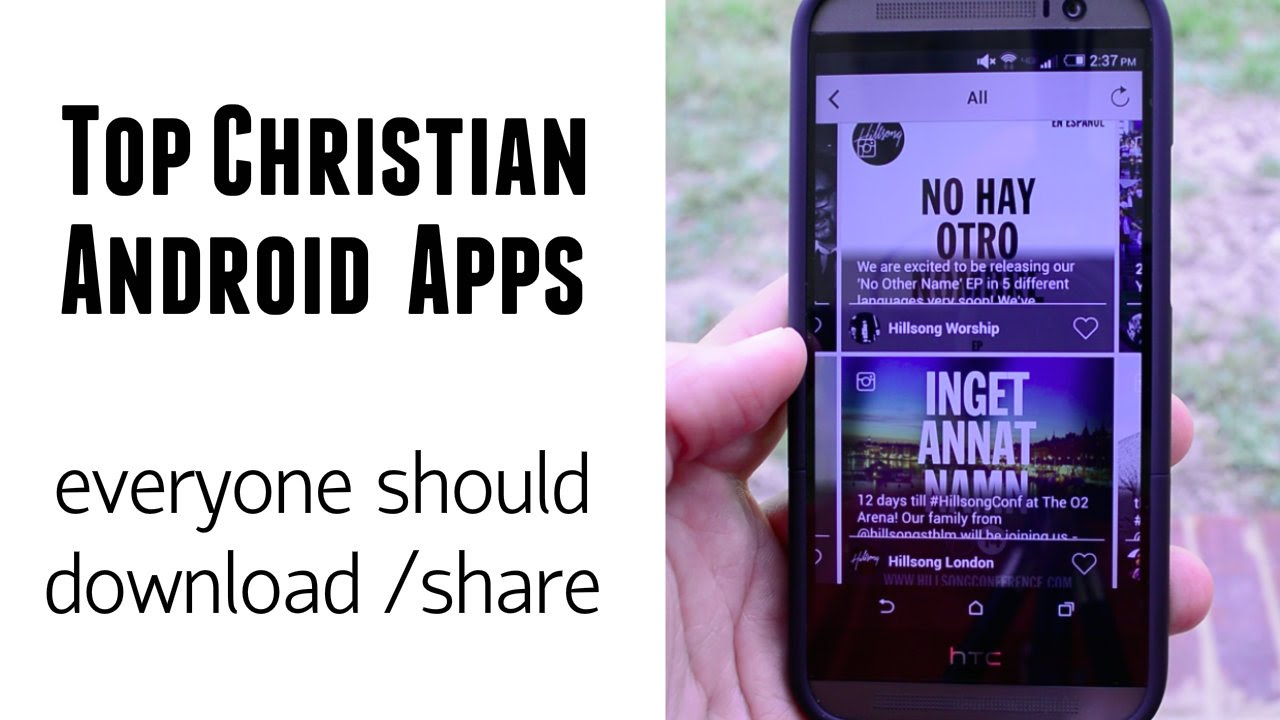top christian apps