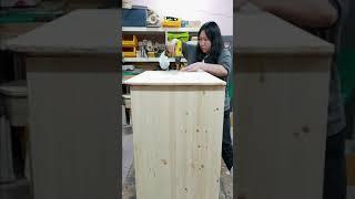 [수작걸기TV]60초DIY컨텐츠 미니그릇장 제작과정 1…