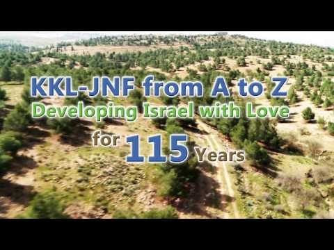 115 Years of KKL-JNF from A-Z