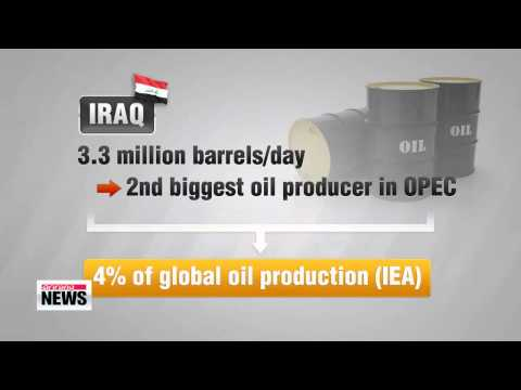 Oil prices increase as Iraq conflict worsens