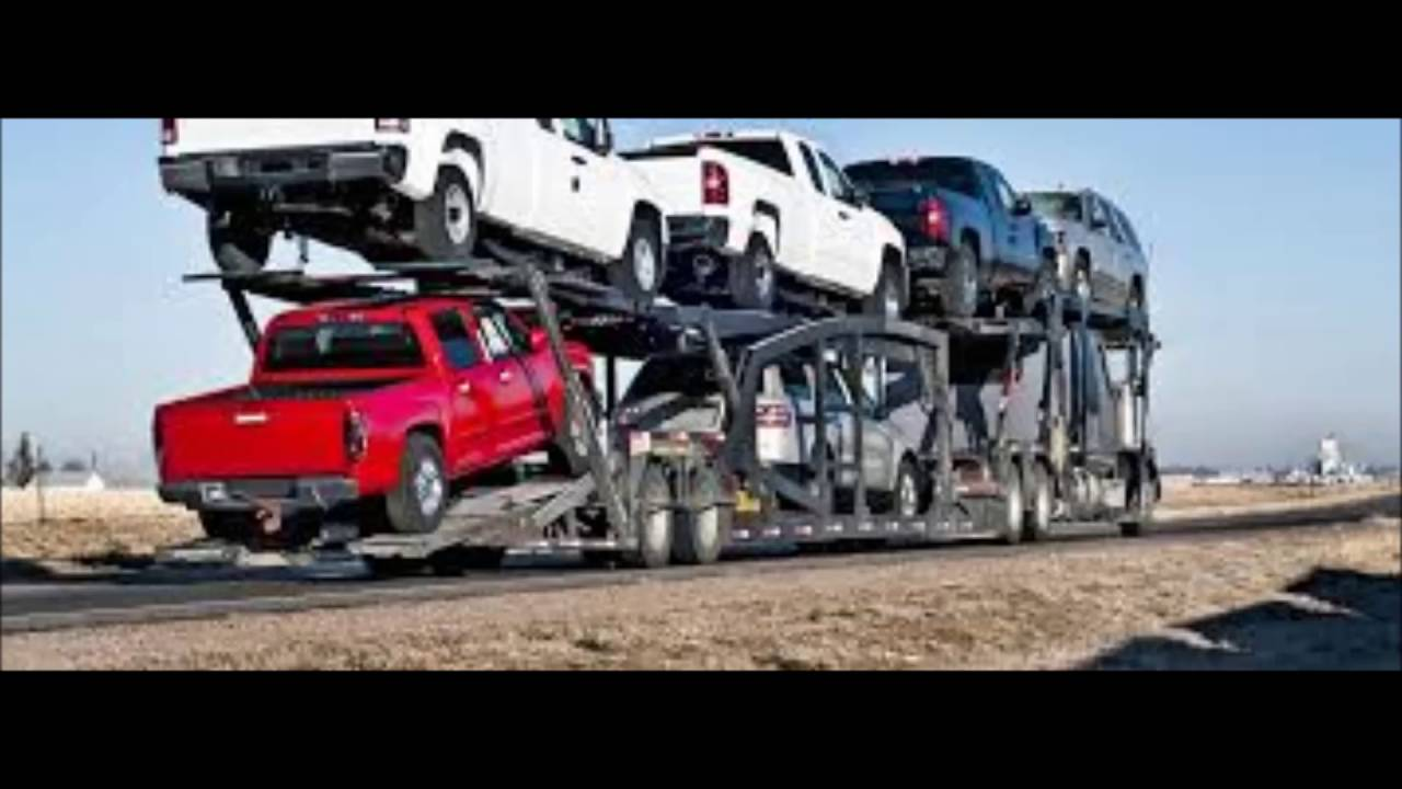 Best auto transport companies to hire