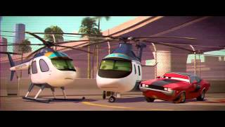 Planes: Fire & Rescue - World Clip - CHoPs - Disney Animated Sequel (HD))