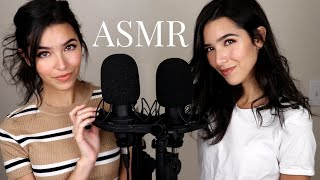 ASMR Twin Soft and Intense Mouth Sounds