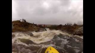 Upper Upper Plym Kayaking