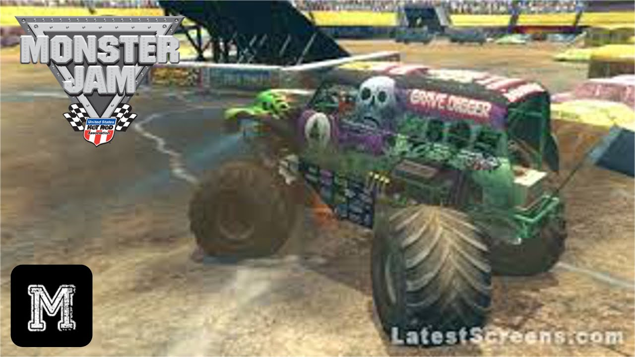 monster jam xbox 360 freestyle youtube. Black Bedroom Furniture Sets. Home Design Ideas