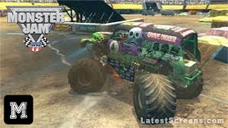 Monster Jam - Xbox 360 - FreeStyle
