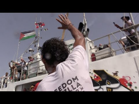 Israeli Commandos Brutally Attack Freedom Flotilla Activists in International Waters