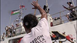 Israeli Commandos Brutally Attack Freedom Flotilla Activists in International Waters