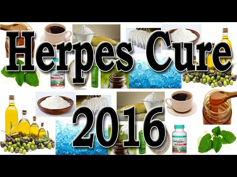 Herpes Cure 2016 |  Herpes Natural Cure Discovered | Now You Cure Herpes Naturally