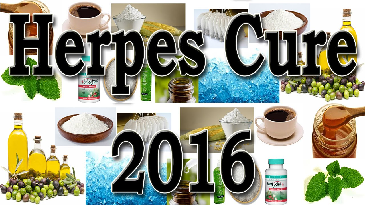 Herpes Natural Cure Free