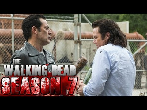 The Walking Dead Season 7 Episode 11 - Hostiles and Calamities - Video Review!