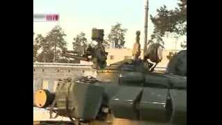 """تطوير 150 دبابة روسية من طراز """"تي 72"""" إلى دبابة """"تي - 90"""" (فيديو)"""