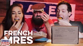 Americans Try French MREs