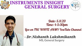 Instrument Insight:  General Surgery Instruments screenshot 1