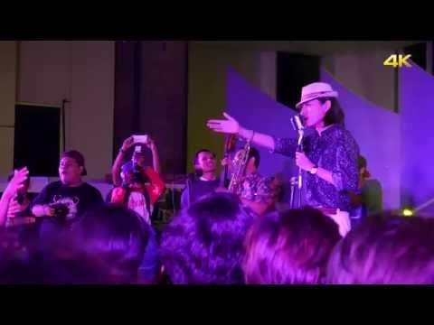 SISITIPSI - Aroma Dia (live at Polimedia) 4K