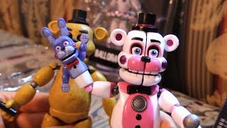 FNAF Funko Sister Location [Action Figure] Unboxing Complete!!