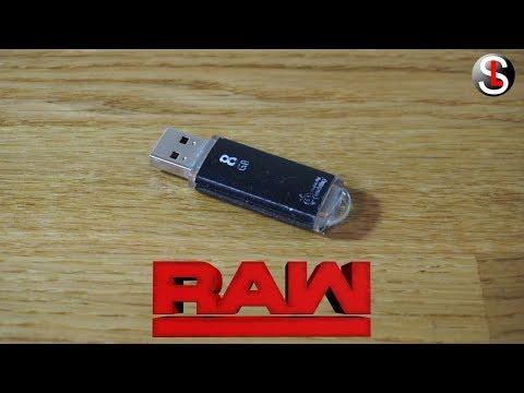Как восстановить данные с файловой системы RAW - флешки. 3 Способа
