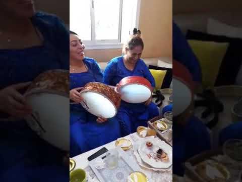 شوفي حبيبي مع فرقة رقية بنت قشبل 0674091603