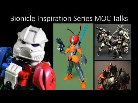 Bionicle Inspiration Series Podcast Ep 1 Feat Shadowgear6335