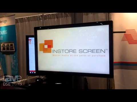 DSE 2015: AVNET Showcases Partner Instorescreen In Shelf-Level Signage