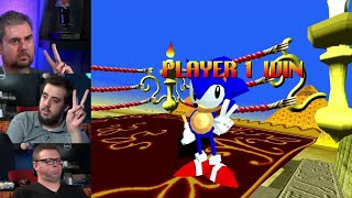Ranking of Fighters 0019: Deadliest Warriors: Legends & Sonic the Fighters
