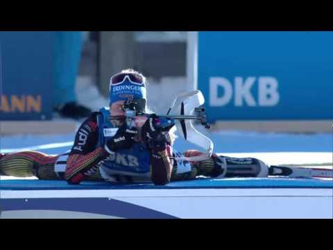 BIATHLON INDIVIDUAL WOMEN 19.01.2017  World Cup 6 Antholz-Anterselva (Italy)