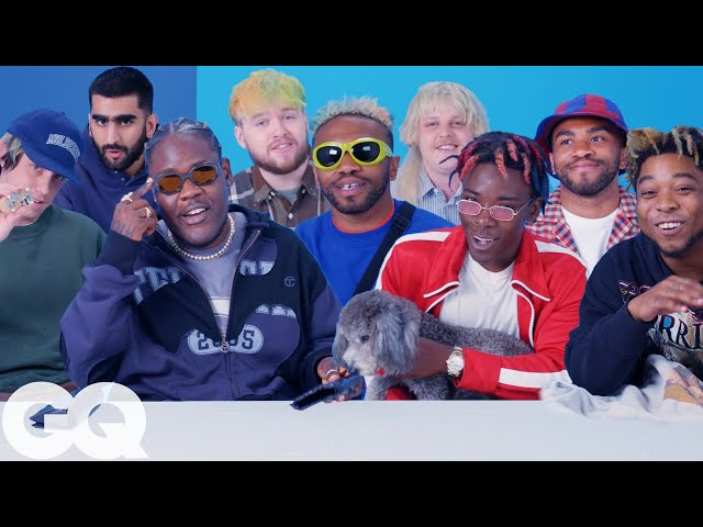 10 Things BROCKHAMPTON Can't Live Without | GQ