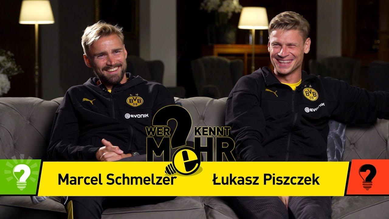 Marcel Schmelzer vs. Lukasz Piszczek | Wer kennt mehr? - Das BVB-Duell