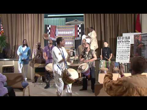"Am Saba Ilu African Drum Ensemble-""Sesquicentennial""-LIVING HISTORY HERITAGE PROJECT"