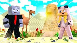 ISY UND LARS REISEN NACH ÄGYPTEN?! - Minecraft [Deutsch/HD]
