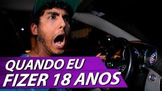 PONTO DE VISTA - QUANDO EU FIZER 18 ANOS