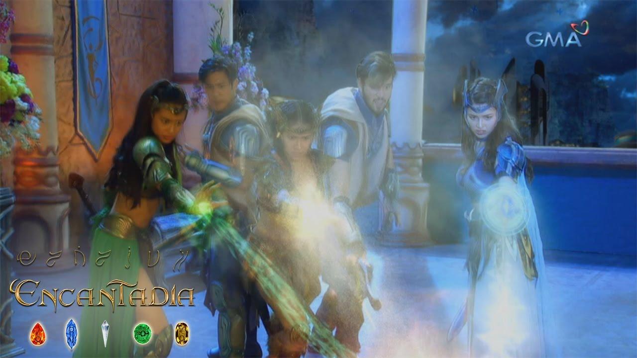 Download Encantadia: Hagorn laban sa tatlong Sang'gre