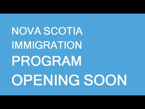 Nova Scotia Immigration Program is about to open! LP Group Canada