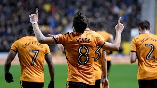 HIGHLIGHTS | Wolves 3-0 Brentford