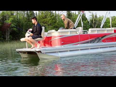 2018 FISHING Pontoon Boats | Avalon Luxury Pontoons