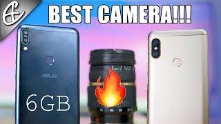 Asus Zenfone Max Pro 6GB  vs Xiaomi Redmi Note 5 Pro - HONEST Camera Comparison