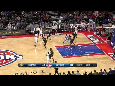Detroit Pistons Top 10 Plays of the 2015-2016 Season