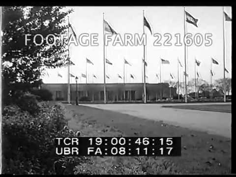 United Nations - Lake Success Headquarters  221605-01 | Footage Farm