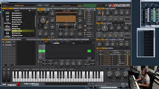 Vengeance Producer Suite - Avenger: Trance Two Expansion Walkthrough