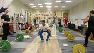 Тренировка с Berestov team