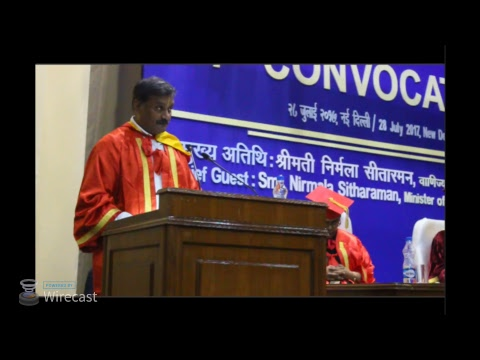 51st Convocation - IIFT