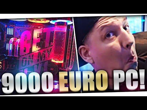 Der neue 9000€ Pc | SpontanaBlack