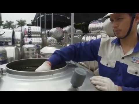 lắp đặt bồn inox đại thành, bồn inox giá tốt, bồn nước đại thành, bồn inox chính hãng