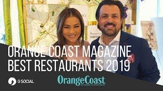 Best Restaurants in Orange County by Orange Coast Magazine