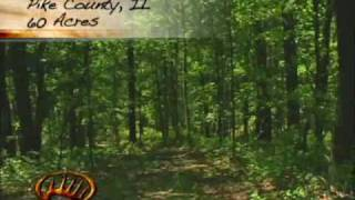 Pike County Illinois Hunting Land AUCTION