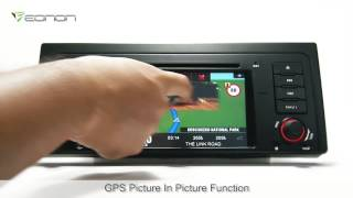 Video Eonon D5124 Specific BMW E39/E53 Car DVD GPS with Newest 2012 Sygic Map download MP3, 3GP, MP4, WEBM, AVI, FLV Juni 2018